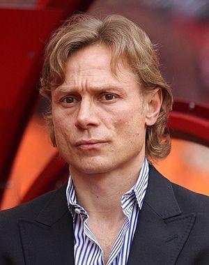 Valeri Karpin - Karpin in 2012