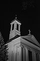 Kath. Pfarrkirche Maria Schnee at Night.jpg