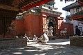 Kathmandu Durbar Square, Gates, Nepal.jpg