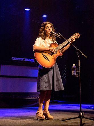 Katie Melua - Zelt-Musik-Festival 2016 in Freiburg, Germany