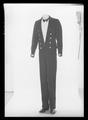 Kavaj till uniform för K.Sv.Segelsällskapet - Livrustkammaren - 78545.tif