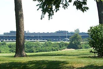 Keeneland - Outside view of Keeneland
