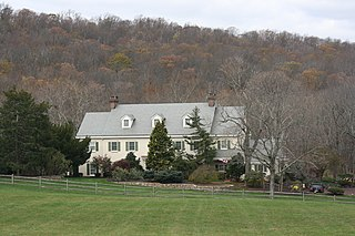 Keith House (Upper Makefield Township, Pennsylvania) United States historic place