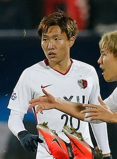 Kento Misao Japanese association football player