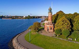 Holtenau Urban district in Schleswig-Holstein, Germany