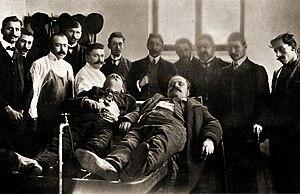 Boris Sarafov - Image: Killed Garvanov and Sarafov