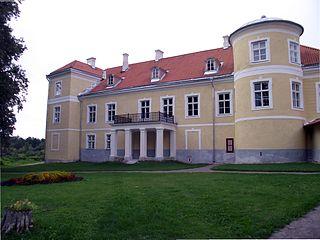 Väike-Maarja Parish Municipality of Estonia in Lääne-Viru County, Estonia