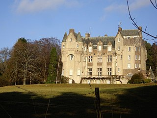 Kincardine Castle, Royal Deeside