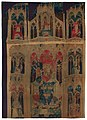 King Arthur (from the Nine Heroes Tapestries) MET DP118004.jpg
