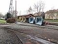 Kipploren der Feldbahn im Deutschen Dampflokomotiv-Museum in Neuenmarkt, Oberfranken (14127860460).jpg