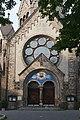 Kirche Hl Joh v Kronstadt Eingang 01.jpg