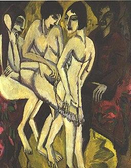 Kirchner - Das Urteil des Paris