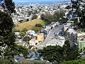 Kite Hill and Market Street from Tank Hill, May 2020.JPG