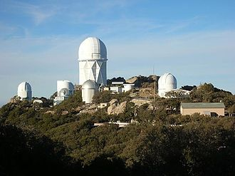 Kitt Peak National Observatory - Image: Kittpeak 2