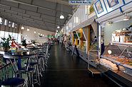 Kleinmarkthalle Frankfurt Empore 2