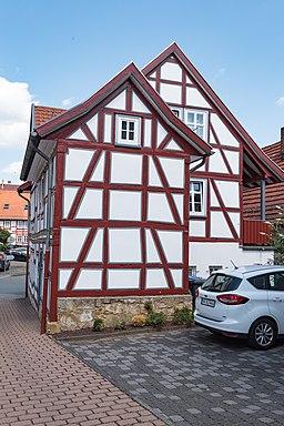 Klosterstraße in Korbach