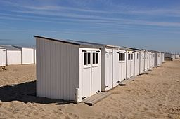 Knokke Strandcabines R01