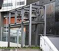 Kościół Chrystusa Nadziei Świata Wiedeń dzwonnica.JPG