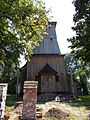 Kościół p.w. św. Bartłomieja, Łęki Górne.JPG