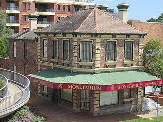 Kogarah, New South Wales - Image: Kogarah Monetarium