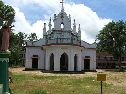 kottakkavu church kottakkavu church - HD3072×2304