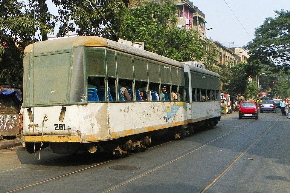 Kolkata 24, tram (24193116513)