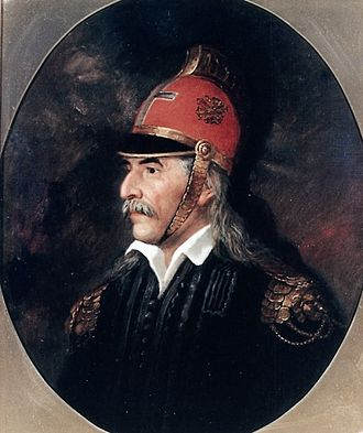 Hellenic Army - Theodoros Kolokotronis, the most important commander of the Greek irregular forces during the War of Independence