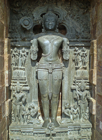 Vaizdas:Konark Sun Temple Statue of Sun God.jpg