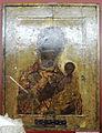 Korsunskaya Hodegetria (Byzantine, 13th c., Kremlin museum) by shakko (2013).JPG
