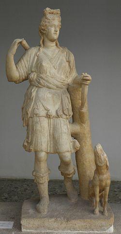 Kos museum Artemis01