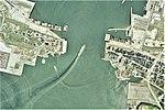Koshinokata Ferry route Aerial Photograph.2007.jpg