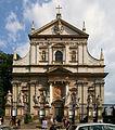 Kraków - Kościół pw. Św. Piotra i Pawła 01.jpg
