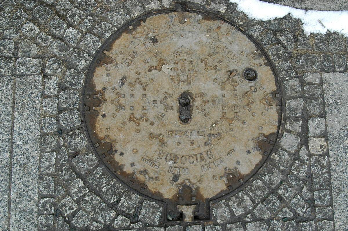 Manhole cover wikipedia