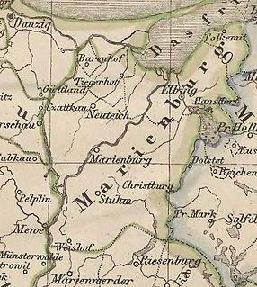 Kreis Marienburg (West Prussia)