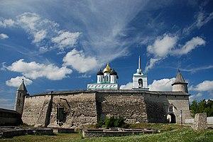 Туризм в псковской области