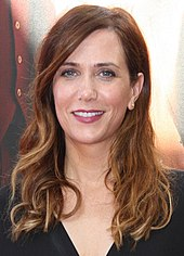 Kristen Wiig at the Australian premiere of Anchorman 2: The Legend Continues in 2013.