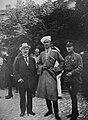 Krivoshein, Wrangel, Shatilov 1920.jpg