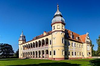Krobielowice - Krobielowice Palace