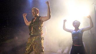 Kuba Ka - Kuba Ka performing on stage in 2013.
