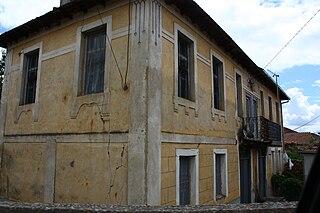 Kurbinovo Village in Pelagonia, North Macedonia