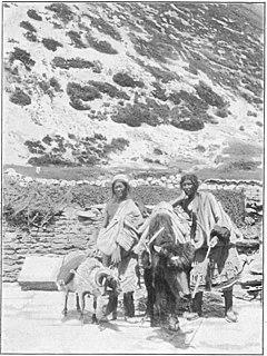 Tibet–Nepal salt trade route Ancient salt trading route