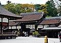 Kyoto Shimogamo-jinja Inneres Tor 1.jpg