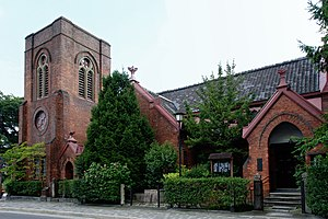 James McDonald Gardiner - Image: Kyoto St Agnes Episcopal Church 02st 3200