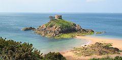 L'Île au Dgèrdain Saint Brélade Jèrri 2004