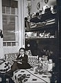 Lány portré, Wlassics Gyula utca 87. Fortepan 101942.jpg