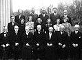 Lærerstab - ansatte ved Byåsen skole (1945) (11116511805).jpg