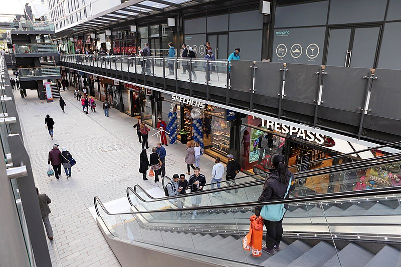 Dicas de compras na Inglaterra