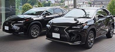 Lexus NX — Википедия