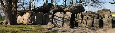 Gallery grave - Wikipedia