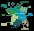 La carte des 8 régions FEDEREC.png